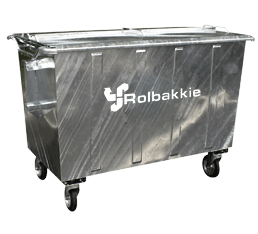 Rolcontainer 1000 liter