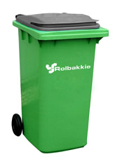 Rolcontainer 240 liter